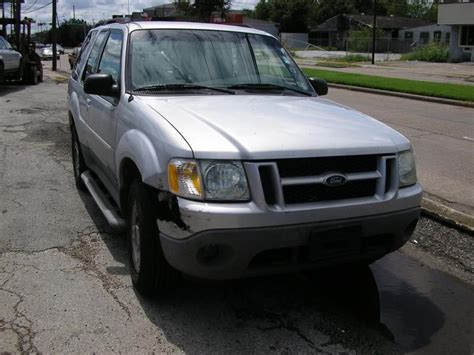 auto body repair training 2002 ford explorer on board diagnostic system used 2002 ford explorer sport trac front body fender left sport t