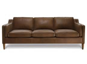 Leather 3 Seat Sofa Bay Leather Republic Canape 3 Seat Sofa Oxford 1999 For The Home Canapes