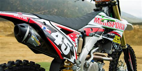 4 stroke motocross bikes how to pick the best 4 stroke exhaust for your dirt bike