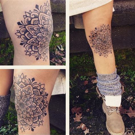 mandala tattoo girly mandala tattoo ink youqueen girly tattoos mandala