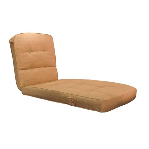 replacement chaise cushions jaclyn smith cora replacement chaise cushion outdoor
