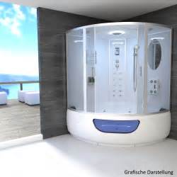 fertig duschen dfdusche whirlpool chios 135x135 duschen dusche badewanne