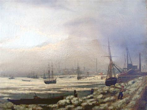 thames river frozen history of the atlantic cable submarine telegraphy