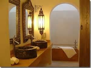 marokkanische badezimmer 12 ideen f 252 r orientalische len in der wohnung