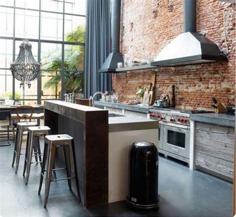 le industrial style arreda la tua casa con le cucine stile industrial chic