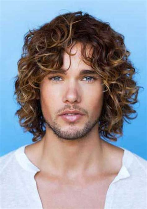 man angel with curly hair 68 best images about men long hairstyles on pinterest