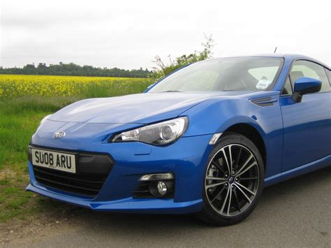 subaru sports car brz subaru brz road test great looking sports car fast and