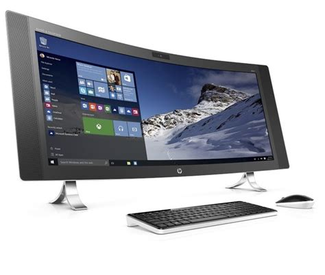 Monitor All In One hp envy 34 all in one lives up to its name with a