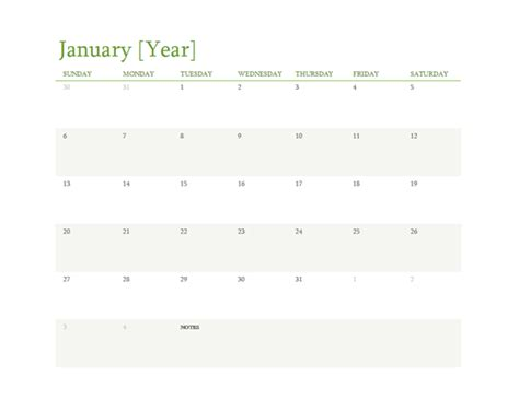 any year calendar template search results for one month schedule template