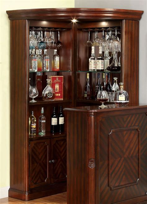 cherry wood curio cabinets voltaire cherry curio cabinet