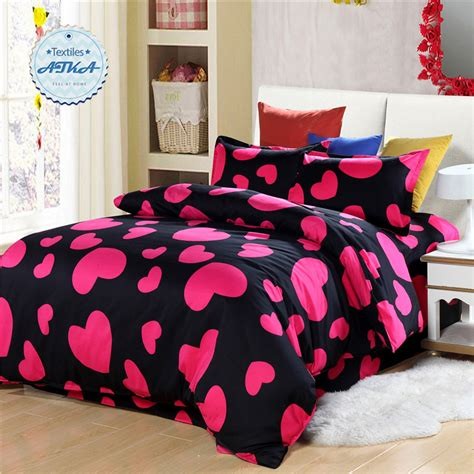 heart bedding love heart bedding sets 3pcs 4pcs twin full queen star