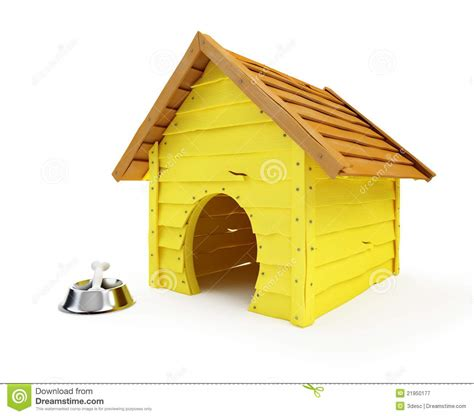 Dog House Royalty Free Stock Photography Image 21950177