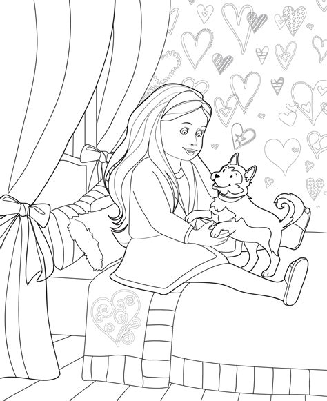 coloring book doll coloring books our generation