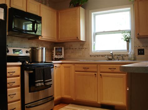 tutorial painting fake wood kitchen cabinets