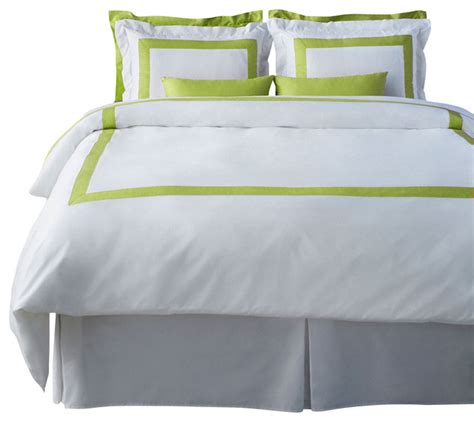 Green And White Duvet Cover Lacozi Green Duvet Cover Set Modern Duvet