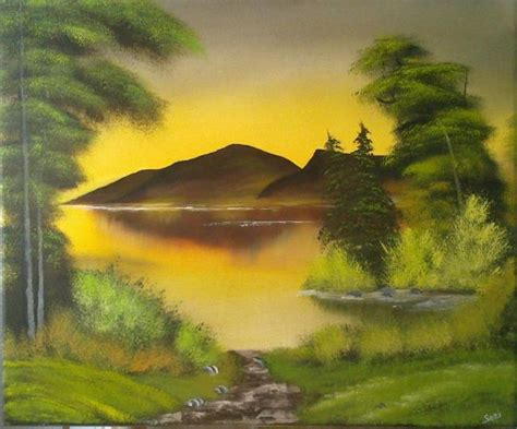 bob ross paintings titles bob ross pinturas paisajes imagenes pictures picture to