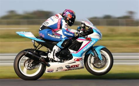 Suzuki Myers Disalvo Myers And Riedmann To Ride Triumph D675r For