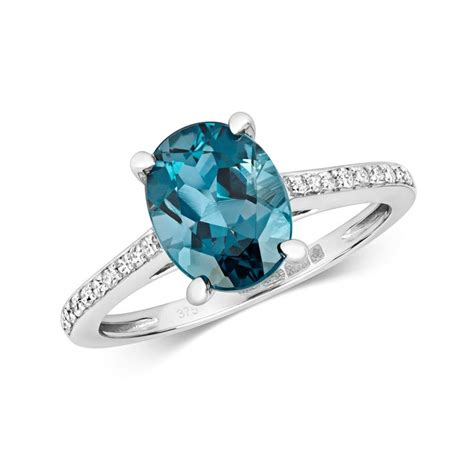 Swiss Blue Topaz 19 9ct Carat 239 best rings images on blue topaz