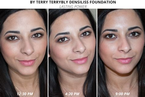 by terry terrybly densiliss foundation review before and after by terry terrybly densiliss foundation review before