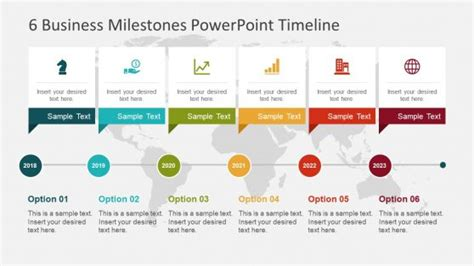 Editable Timeline Templates For Powerpoint Timeline Template Powerpoint