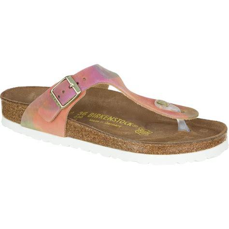 birkenstock womens sandals birkenstock gizeh sandal s ebay