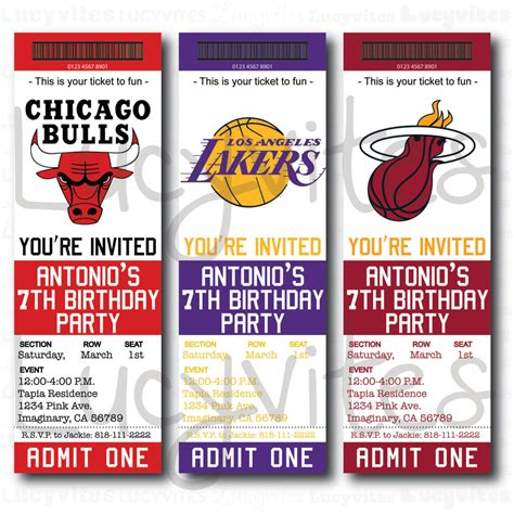Printable Ticket Invitations Portablegasgrillweber Com Basketball Ticket Template Free