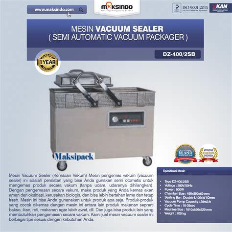mesin vacuum sealer dzsb toko mesin maksindo