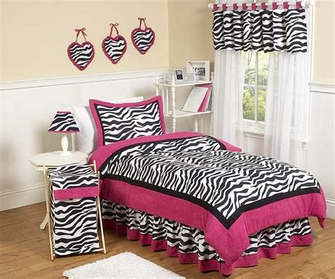 pink zebra home decor pink zebra bedding twin beautiful pink decoration
