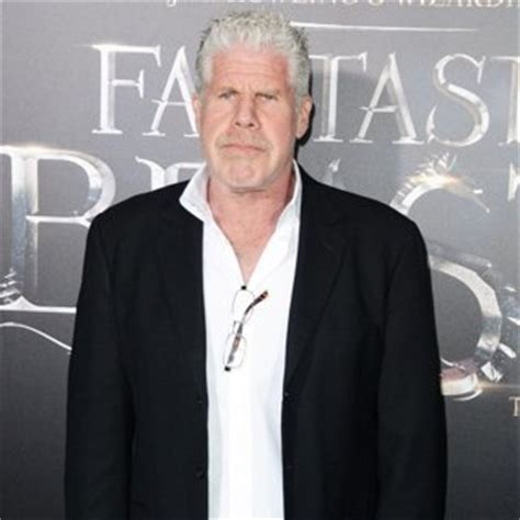 ron perlman in fantastic beasts ron perlman picture 56 german premiere of hand of god