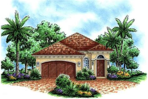 Small Mediterranean House Plans by 3 Bedroom 2 Bath Coastal House Plan Alp 08d1