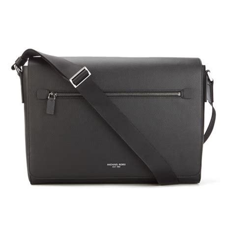 Mk Messenger Bag Premium michael kors s harrison large messenger bag black