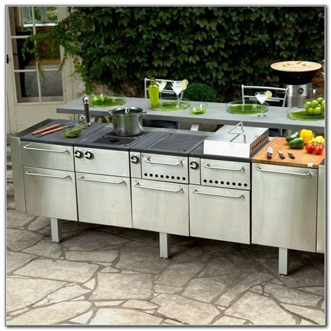 backyard kitchen kits prefab outdoor kitchens bing images