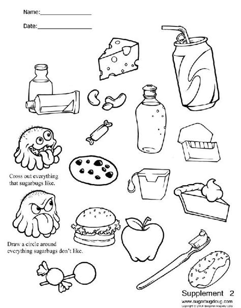 health coloring pages preschool coloring pages for tooth fairy pinterest in dental health