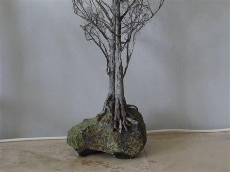 tree metal metal tree sculpture on geod at 1stdibs