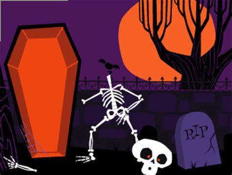 imagenes con movimiento de halloween descargar salvapantallas movimiento halloween cementerio