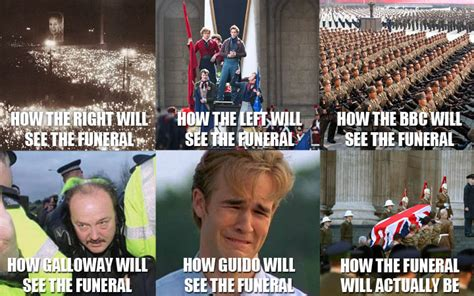 Funeral Meme - how maggie s funeral will be seen guido fawkes guido fawkes