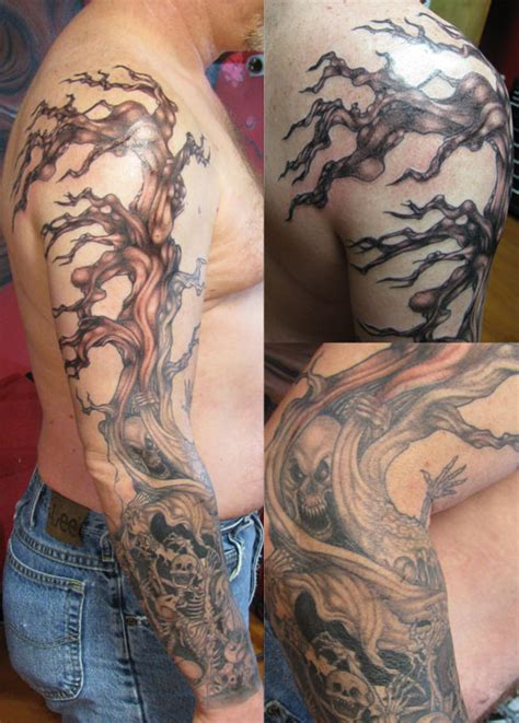 sleepy hollow tattoo pictures by sidney blum