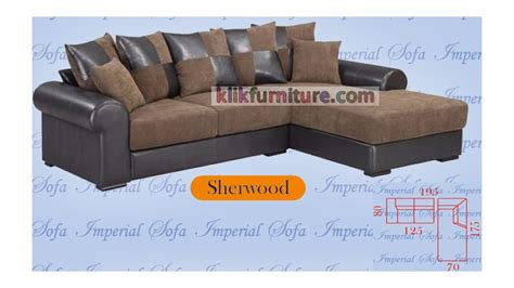 Sofa Minimalis Leter L Jual Sofa Leter L Minimalis Sherwood Sale Promo