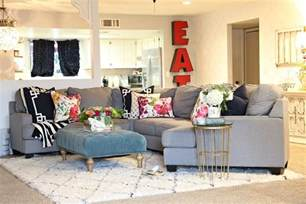 Rugs For Living Room Colorful Living Room With Amazing Rug