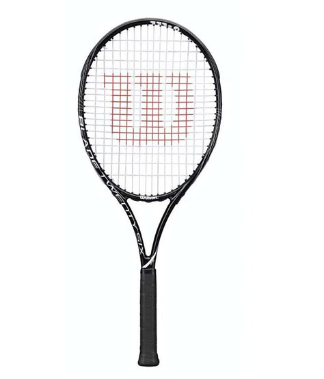 Raket Wilson Blade wilson blade 26 tennis racket buy at best price on snapdeal