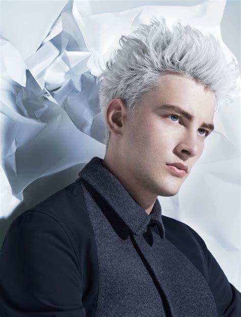 platinum blonde hair guys top bangs 71 best images about men s platinum hair on pinterest