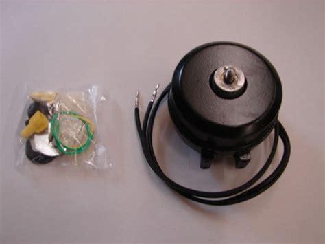 sub zero 532 condenser fan motor 4200740 sub zero refrigerator condenser fan motor kit