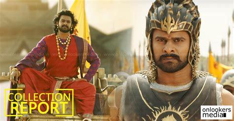 baahubali kerala box office prabhas movie performs well kerala box office baahubali 2 collection report 20 days