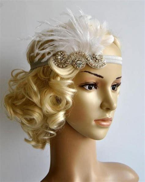 1920 s flapper tutorial diy vintage inspired headband the great gatsby 20 s flapper vintage inspired bridal
