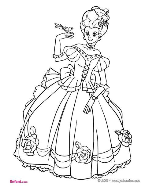 140952891x activites pour les filles coloriages pour fille la princesse