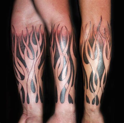 flame tattoo sleeve designs sleeve work picture