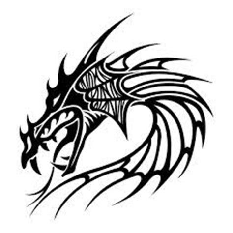 tatto hitam putih terbaik tatto naga tribal abstrak 3d hitam putih kumpulan gambar