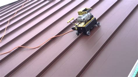 metal roofing machine rental standing seam metal roof miami fl istueta roofing