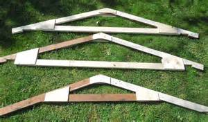 how to build a shed out of scrap wood easy