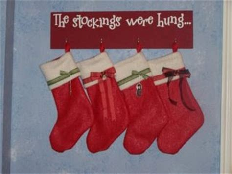 hang stockings without mantle how to hang without a mantle tip junkie
